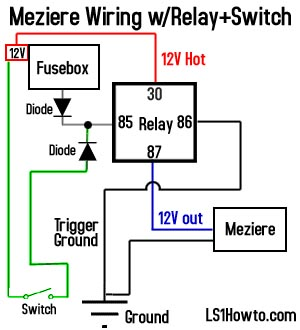 12v horn relay wiring diagram images pin relay wiring diagram 12 volt relay wiring diagrams nilza