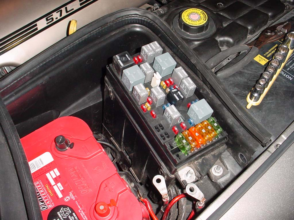 2000 corvette fuse box diagram wire center \u2022 at C3 Vett Fuse Box  Location