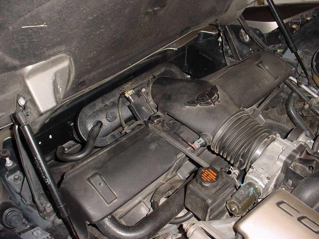 ls1howto com rh ls1howto com 2007 Silverado 3500 Engine Bay CJ7 Engine Bay