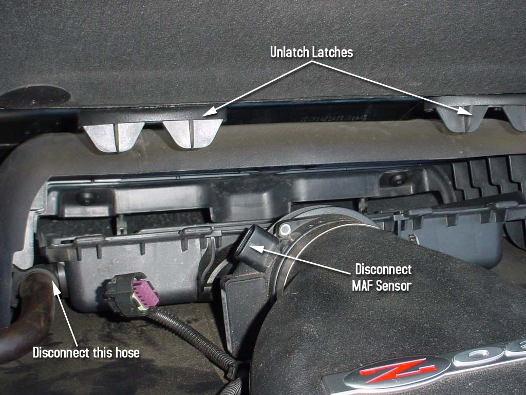 Ls1 Maf Wiring Electrical Diagrams 2007 Toyota Tundra Iat Sensor Diagram Ls1howto Com Engine Covers Source